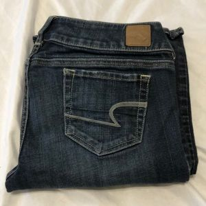 American Eagle Artist Jeans Size 10